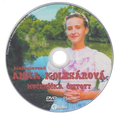 DVD - Blahoslavená Anka Kolesárová