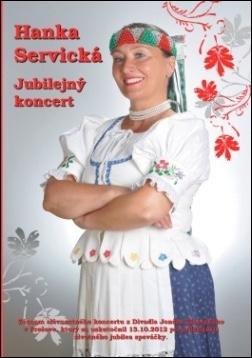 2DVD - Hanka Servická (Jubilejný koncert)