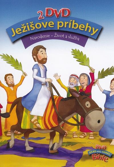 2DVD - Ježišove príbehy