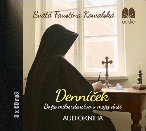 3CD-ROM  - Denníček (audiokniha)