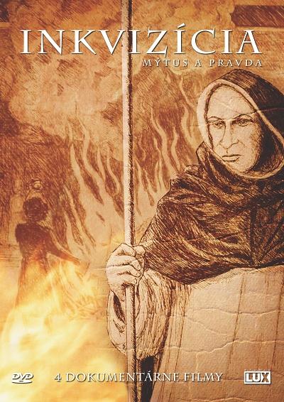 DVD - Inkvizícia: Mýtus a pravda