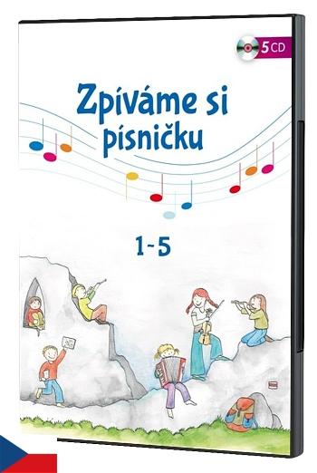 5CD - Zpíváme si písničku 1 - 5