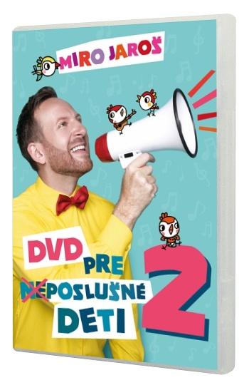 DVD - DVD pre (ne)poslušné deti 2