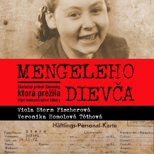 2CD - Mengeleho dievča (audiokniha)