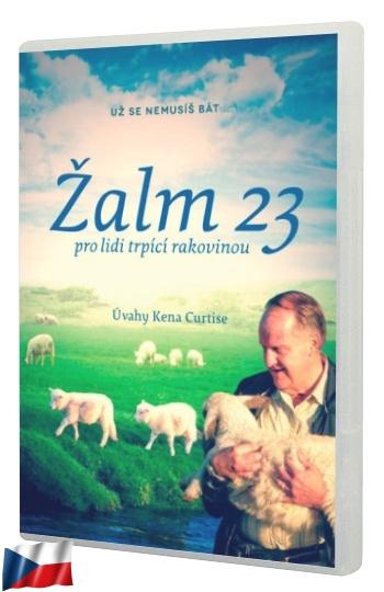 DVD - Žalm 23 pro lidi trpící rakovinou