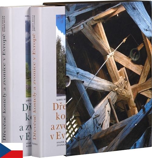 Dřevěné kostely a zvonice v Evropě I.+II.