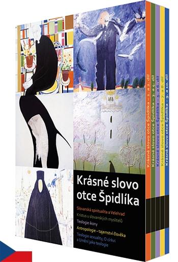 DVD - Krásné slovo otce Špidlíka – komplet 1.–10. díl
