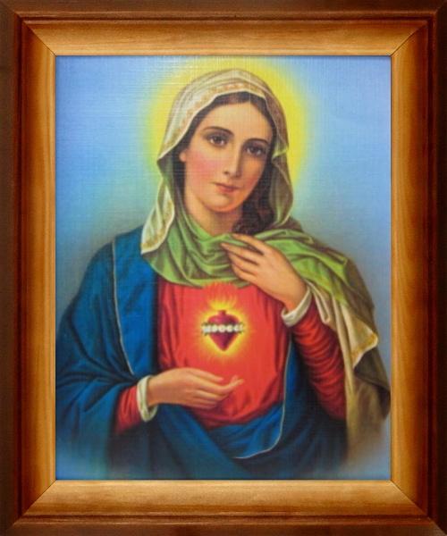 Obraz (27425) - Srdce Panny Márie