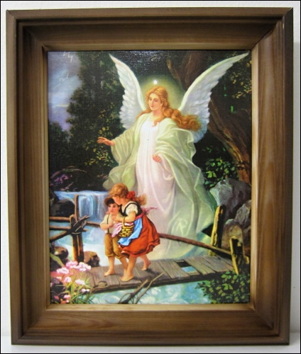 Obraz: Anjel strážny 1. (27425)