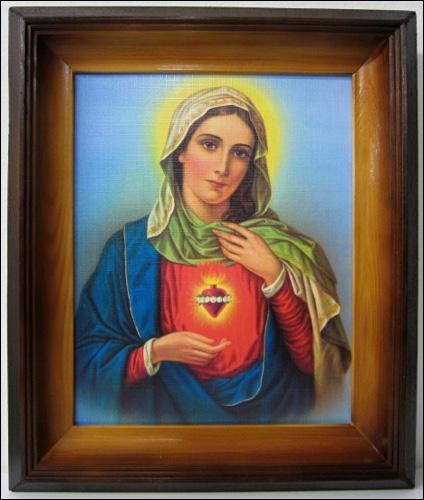 Obraz: Srdce Panny Márie 2. (24166)