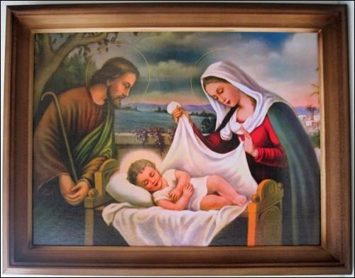 Obraz: Svätá rodina (27425)