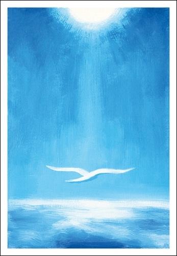 Obraz: Duch Boží  40 x 30 cm