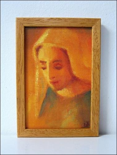 Obraz: Panna Mária
