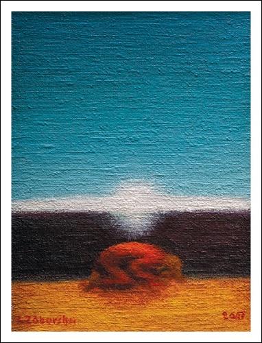Obraz: Tajomstvo Svetla  30 x 21 cm