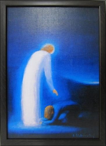 Obraz: Vzkriesený Kristus a Mária Magdaléna (2)
