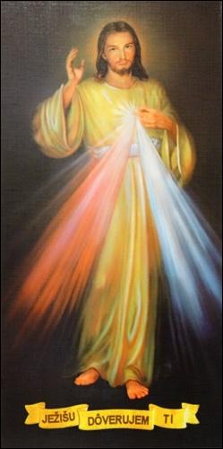 Obraz na dreve: Božie milosrdenstvo (OB6Z)