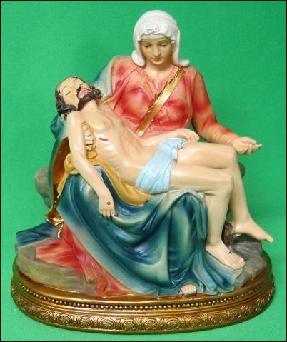 Panna Mária Sedembolestná (PB11838) - Pieta
