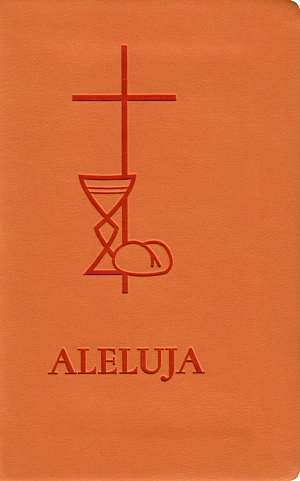 Aleluja - oranžová