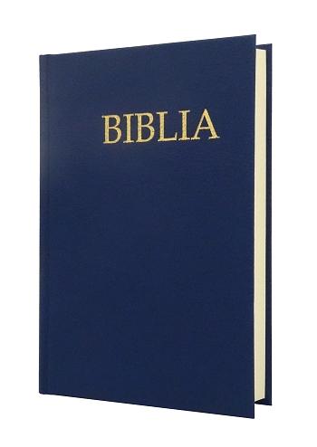 Biblia ECAV t.v. / 2015 - modrá