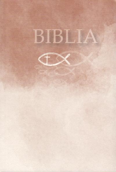 Biblia ECAV m.v. - malá / 2015 - hnedá
