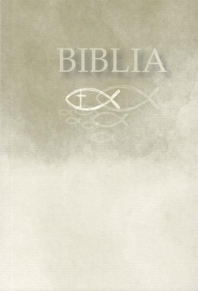 Biblia ECAV m.v. - malá / 2015 - zelená