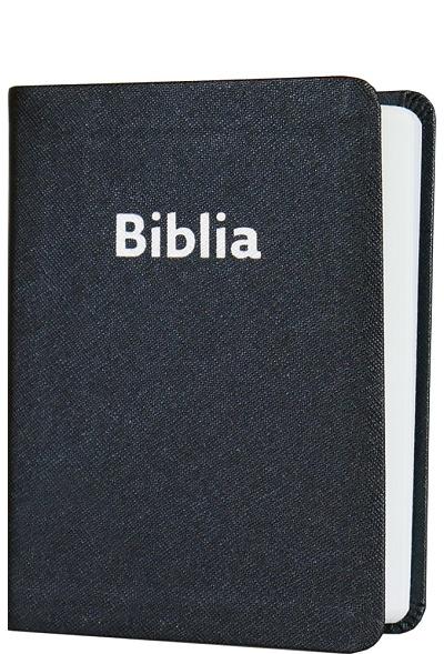 Biblia ekumenická s DT vrecková 2018 - sivá
