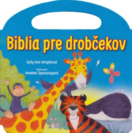 Biblia pre drobčekov modrá (2. vydanie)
