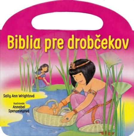 Biblia pre drobčekov ružová (2. vydanie)