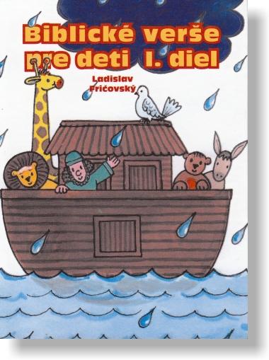 Biblické verše pre deti I. diel