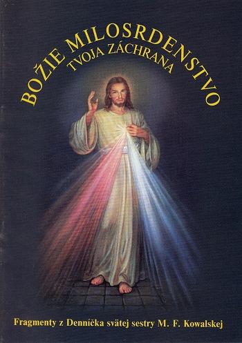 Božie milosrdenstvo - Tvoja záchrana
