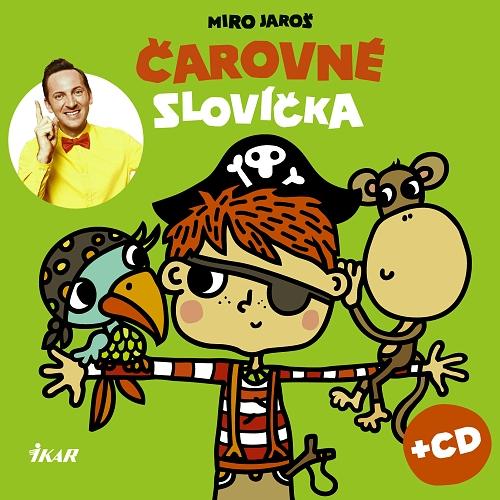 Čarovné slovíčka + CD
