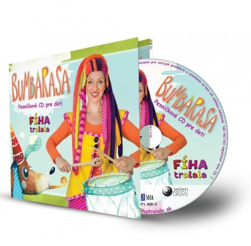 CD - FÍHA tralala / Bumbarasa