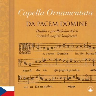 CD - Da pacem Domine