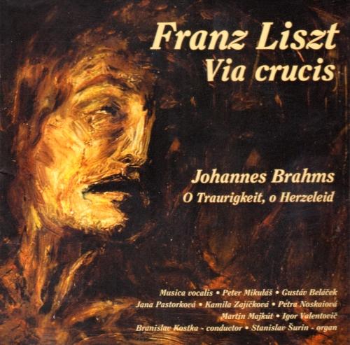 CD - Franz Liszt - Via crucis