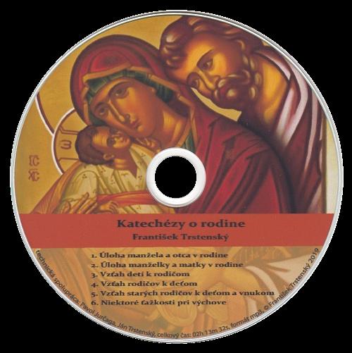 CD - Katechézy o rodine