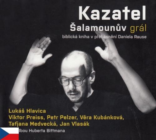 CD-ROM - Kazatel – Šalamounův grál