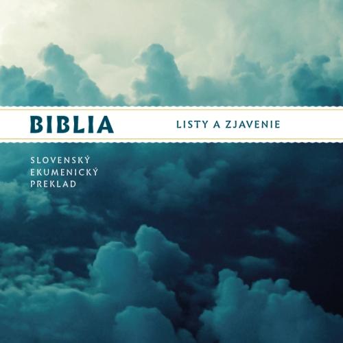 CD-ROM - BIBLIA – Listy a Zjavenie