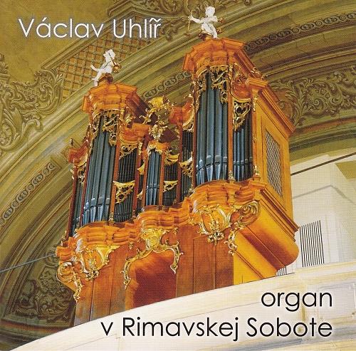 CD - Organ v Rimavskej Sobote