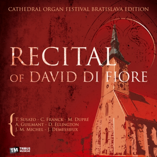 CD - Recital of David di Fiore