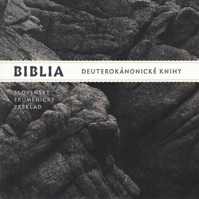 CD-ROM - BIBLIA - Deuterokánonické knihy