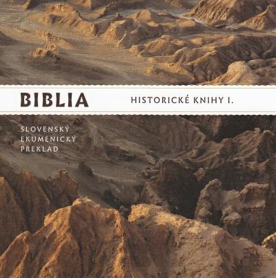 CD-ROM - BIBLIA - Historické knihy I.