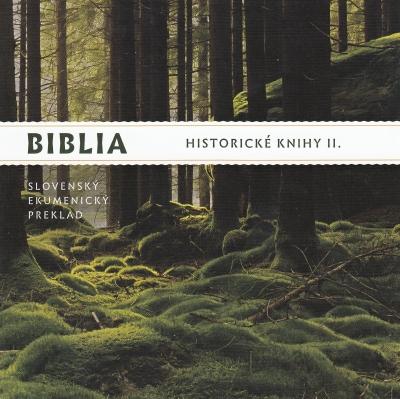 CD-ROM - BIBLIA - Historické knihy II.