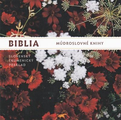 CD-ROM - BIBLIA - Múdroslovné knihy