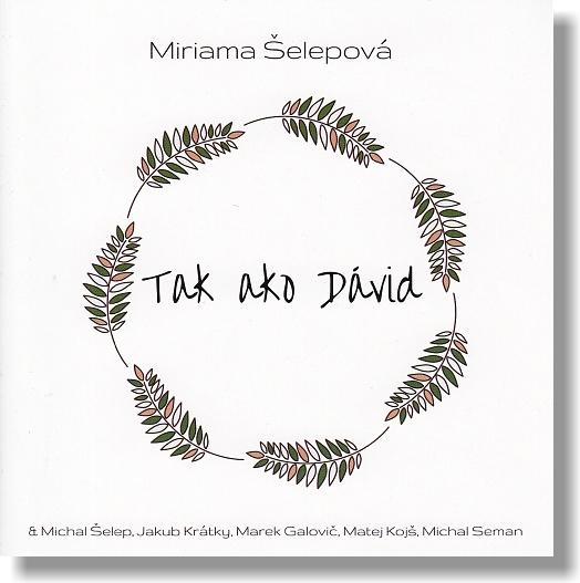 CD - Tak ako Dávid