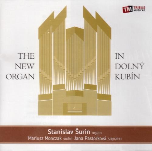 CD - The new organ in Dolný Kubín