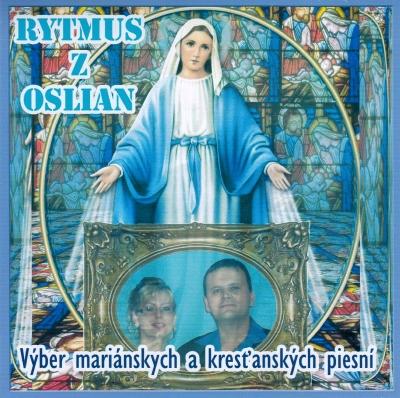 CD - Výber mariánskych a kresťanských piesní