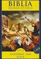 CD - Biblia 12. / Zasľúbená zem, Jozue