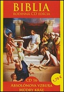 CD - Biblia 16. / Absolónova vzbura , Múdry kráľ