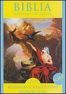 CD - Biblia 17. / Rozdelené kráľovstvo. Prorok Eliáš