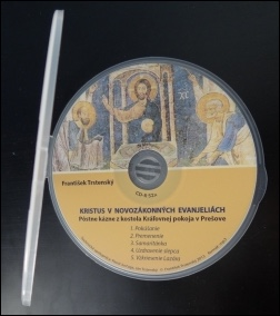 CD-ROM - Kristus v Novozákonných evanjeliách